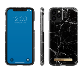 [NZ] iDeal Of Sweden - etui ochronne do iPhone 11 Pro (Black Marble)