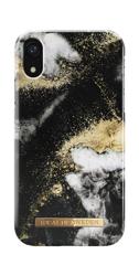 [NZ] iDeal Of Sweden - etui ochronne do iPhone XR (Black Galaxy Marble)