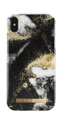 [NZ] iDeal Of Sweden - etui ochronne do iPhone Xs Max (Black Galaxy Marble)