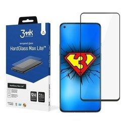 3MK HardGlass Max Lite OnePlus 8T czarny black