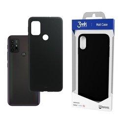 Etui 3MK Matt Case Motorola Moto G30/G10 (Czarny)