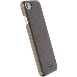 Etui Krusell Boden Cover do iPhone 7/8/SE 2020 - czarne przeźroczyste