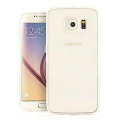 Etui MERCURY Clear Jelly do Samsung Galaxy A6 Plus 2018 przeźroczyste