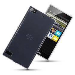 Etui Terrapin do Blackberry Z3 żelowe przeźroczysty