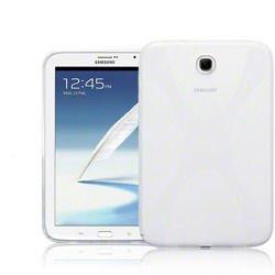 Etui Terrapin do Samsung Galaxy Note 8.0 N5100 żelowe - przeźroczysty