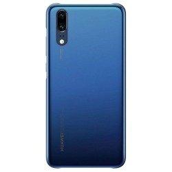 Etui oryginalne Color Case do Huawei P20 - niebieski