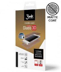 Hybrydowe szkło 3MK Flexible Glass 3D Matte-Coat do Xiaomi Redmi Note 3 / 3 PRO GLOBAL - 1 szt. na przód i 1 szt. matowa na tył