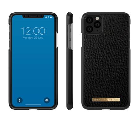 [NZ] iDeal Of Sweden - etui ochronne do iPhone 11 Pro Max (Saffiano Black)