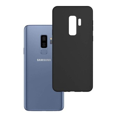 ETUI 3MK MATT CASE DO SAMSUNG GALAXY S9 PLUS, CZARNE