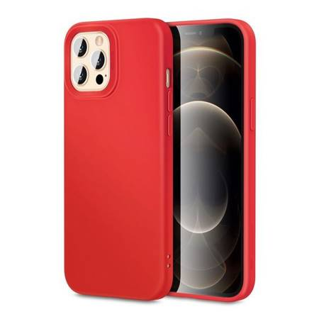ETUI ESR CLOUD IPHONE 12/PRO RED