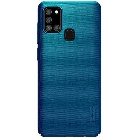 ETUI NILLKIN FROSTED SHIELD GALAXY A21S BLUE