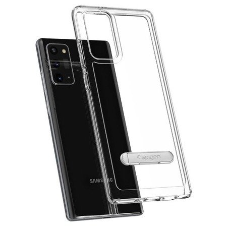 "ETUI SPIGEN ULTRA HYBRID ""S"" GALAXY NOTE 20 CRYSTAL CLEAR"
