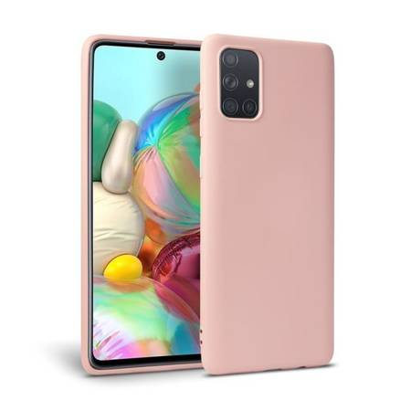 ETUI TECH-PROTECT ICON GALAXY A41 PINK