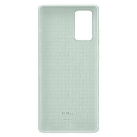 Etui Do Samsung Note 20 Mint, Silicone Cover