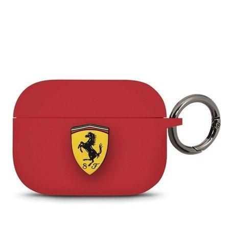 Etui Ferrari Silicone Cover Do AirPods Pro