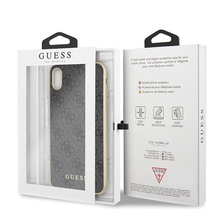 Etui Guess Collection, Hard Case, Do Iphone X/XS