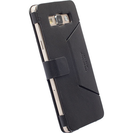 Etui Krusell FlipWallet Malmo do Samsung Galaxy A7 - czarny