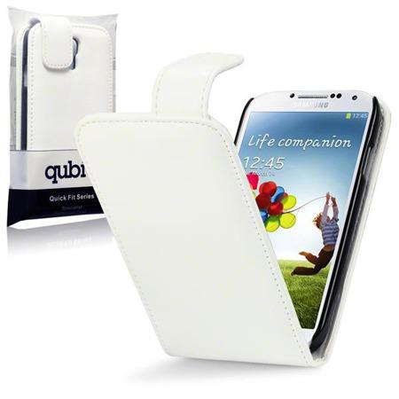 Etui Qubits Samsung Galaxy S4 i9500 biały