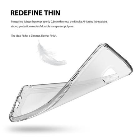 Etui Ringke Air Crystal View do Samsung Galaxy Note FE / Note 7 przeźroczyste