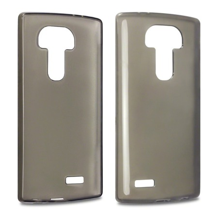 Etui Terrapin do LG G4 żelowe czarny przeźroczysty
