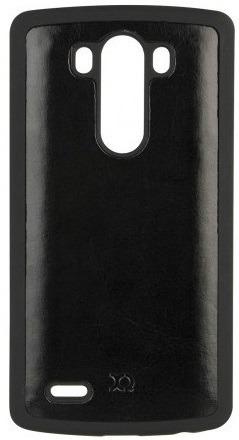 Etui XQISIT IPLATE EMAN do LG G3 czarne