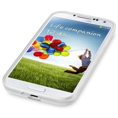 Etui silikonowe Call Candy do Samsung i9500 Galaxy S4 - Keep Calm