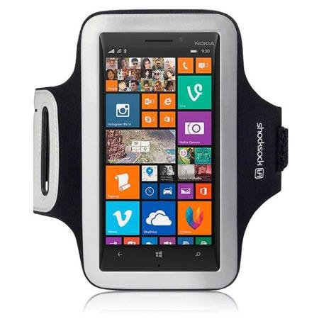 Etui sportowe Shocksock do Nokia Lumia 930 czarny