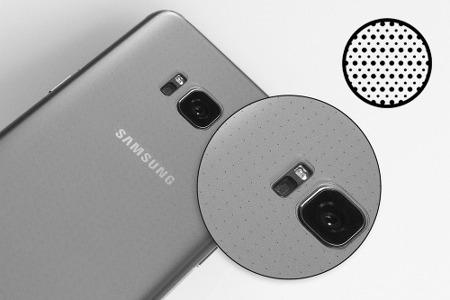 Folia ochronna 3MK ARC 3D Matte-Coat do Samsung Galaxy S6 - 1 sztuka na przód i 1 matowa na tył