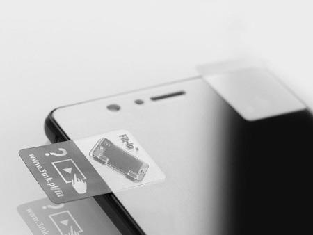 Folia ochronna 3MK SHIELD 3H do Sony Xperia E5 - 2 sztuki na przód