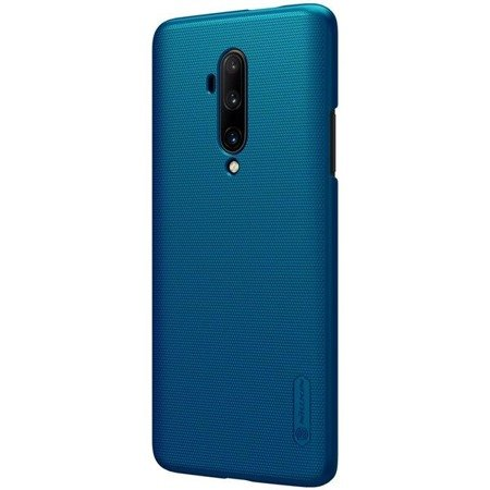 NILLKIN SUPER FROSTED SHIELD - ETUI ONEPLUS 7T PRO (PEACOCK BLUE)