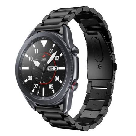 PASEK TECH-PROTECT STAINLESS DO GALAXY WATCH 3 45MM