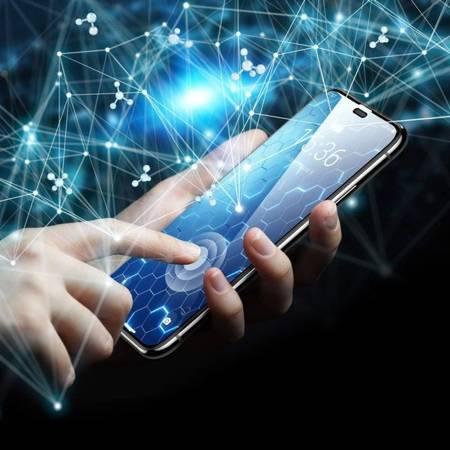 SZKŁO HARTOWANE HOFI FULL PRO+ DO IPHONE 12 MINI BLACK