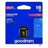Karta pamięci Goodram Microcard 16 GB, adapter SD